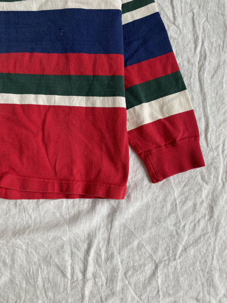 Striped Gap Rugby Shirt