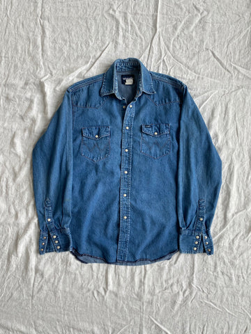 Wrangler Western Denim Shirt