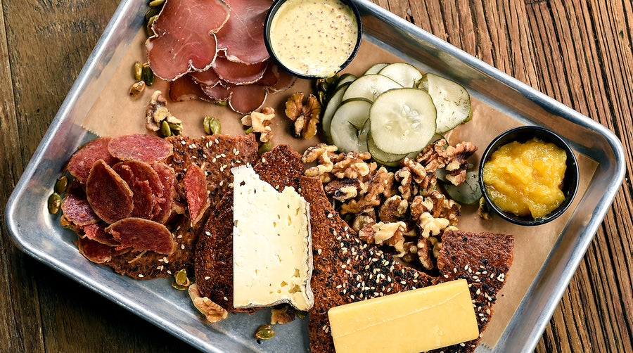 Charcuterie & Cheese Combo (ready-to-eat)
