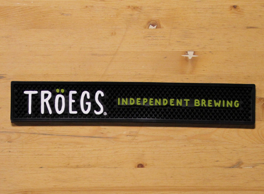 Tröegs Bar Rail Mat