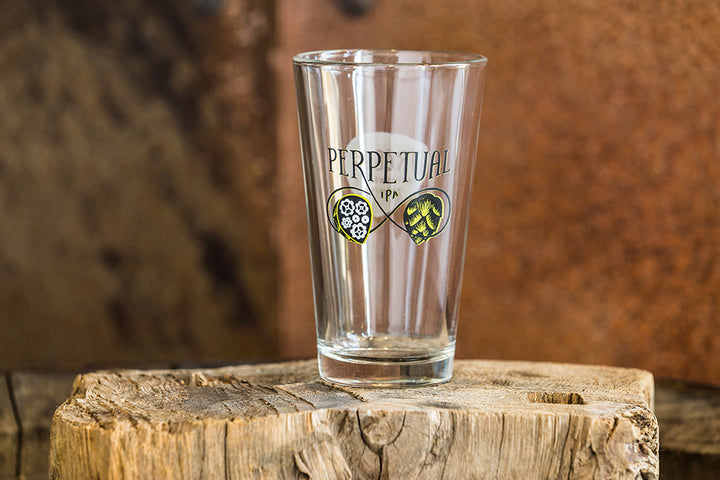 Perpetual IPA Pint Glass