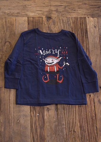 Mad Elf Kid's T-Shirt