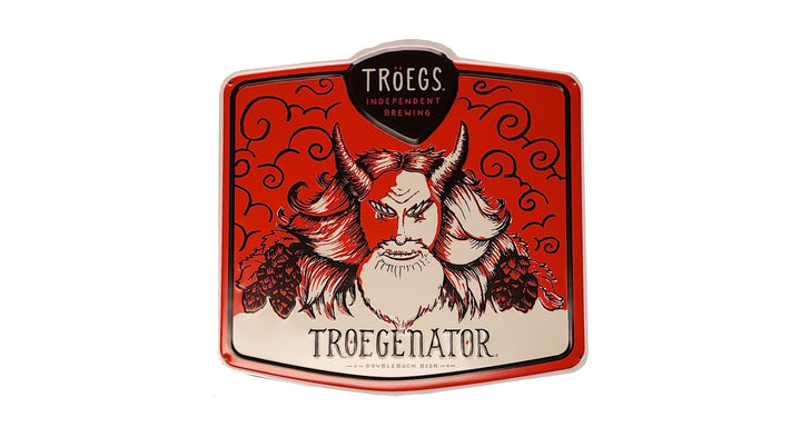 Troegenator Metal Sign