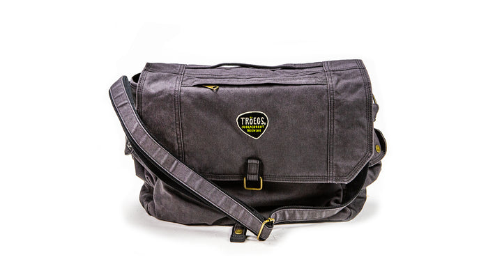 Tröegs Logo Messenger Bag
