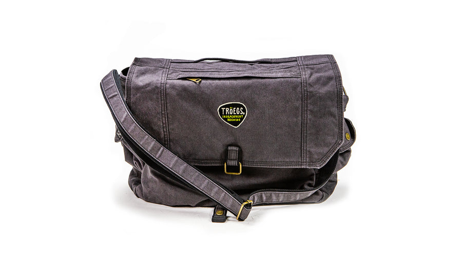 Bag - Tröegs Logo Messenger Bag