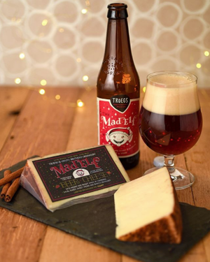 Caputo Brothers Mad Elf Beer Cheese (8oz)