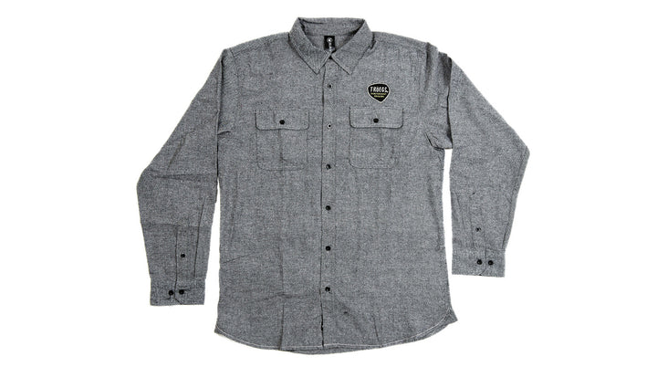 Troegs Gray Flannel Shirt