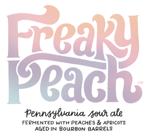 Freaky Peach - 32oz Crowler