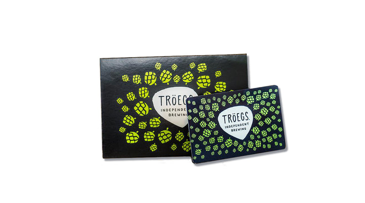 Tröegs Brewery Gift Cards