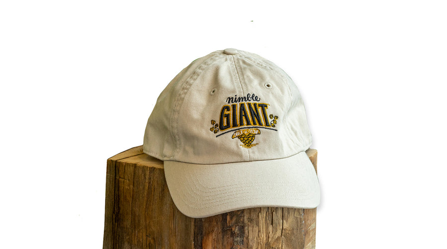 Hat - Nimble Giant Baseball Hat