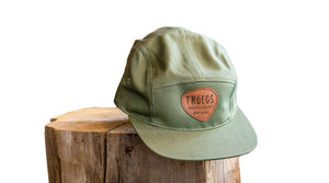 Tröegs Logo 5 Panel Green Hat
