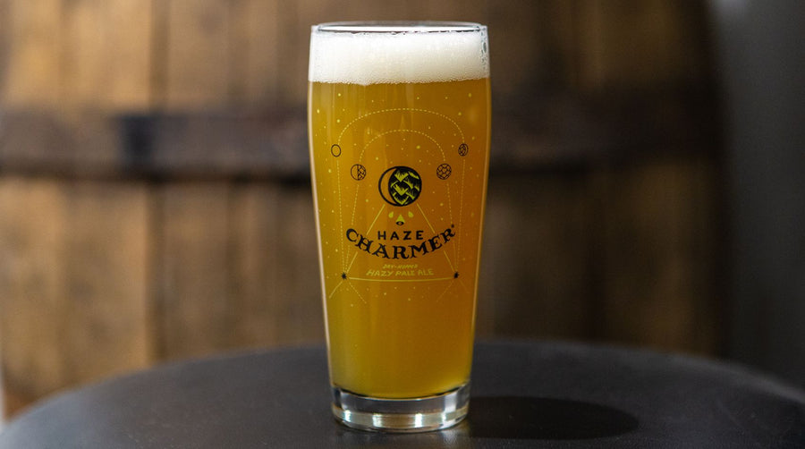 Haze Charmer Glass