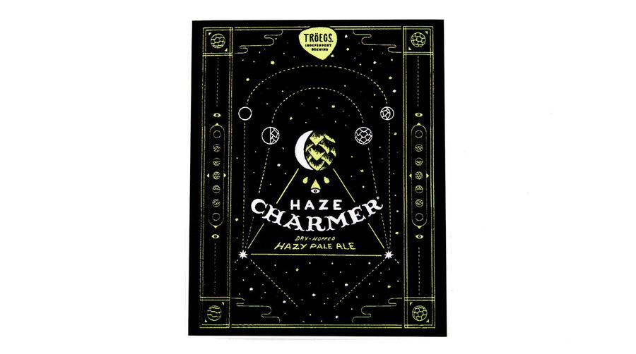 Haze Charmer Sticker
