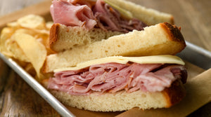 Kids' Ham & Cheese Sandwich (ready-to-eat)