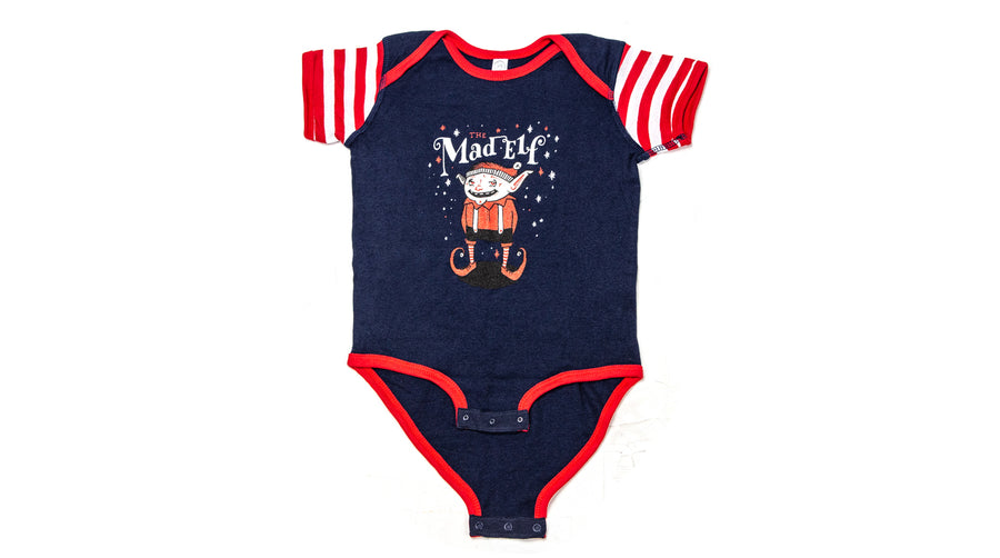 Kids - Mad Elf Onesie