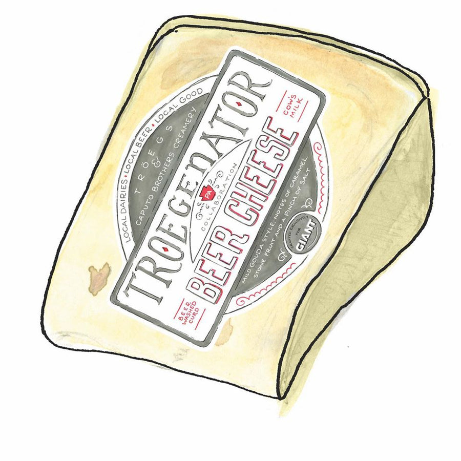 Caputo Brothers Troegenator Beer Cheese (8oz)