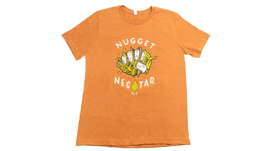 Nugget Nectar Rust T-Shirt