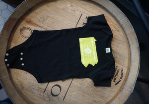 'Proudly Brewed In PA' onesie