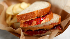 Kids' Peanut Butter & Jelly Sandwich (ready-to-eat)