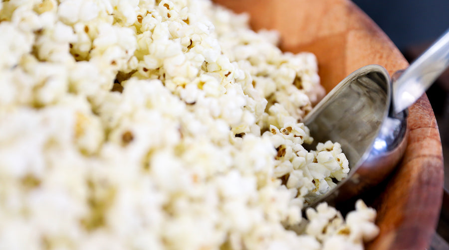 Rosemary & Brown Butter Popcorn (make-at-home kit)