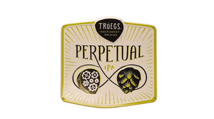 Perpetual IPA Metal Sign