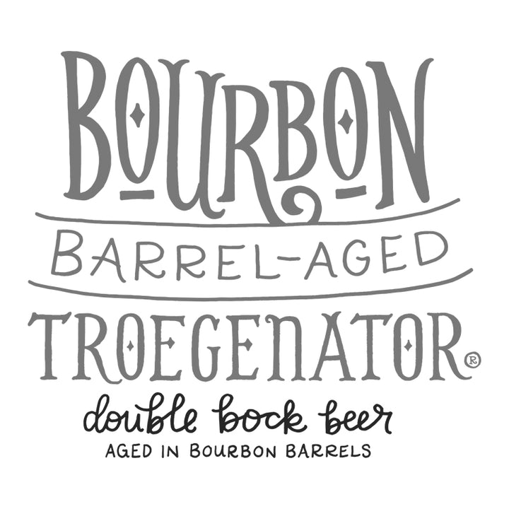 Bourbon Barrel Aged Troegenator - 12.7oz corked bottles