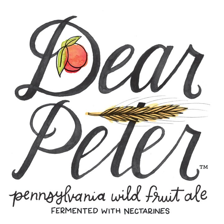 Dear Peter - 12.7oz corked bottles