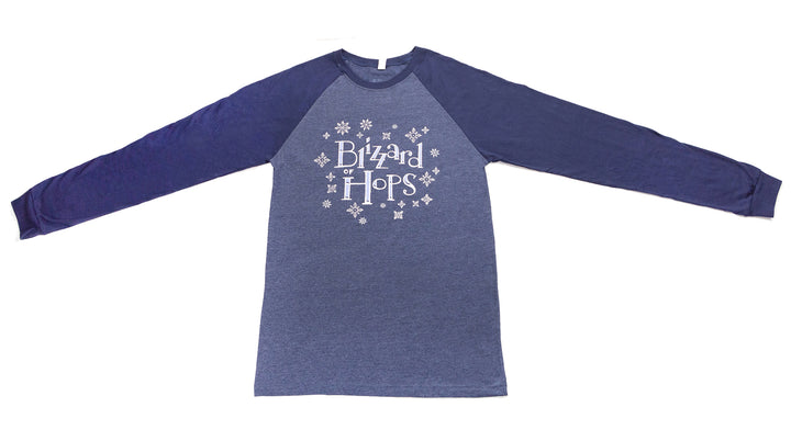 Blizzard of Hops Long Sleeve T-Shirt