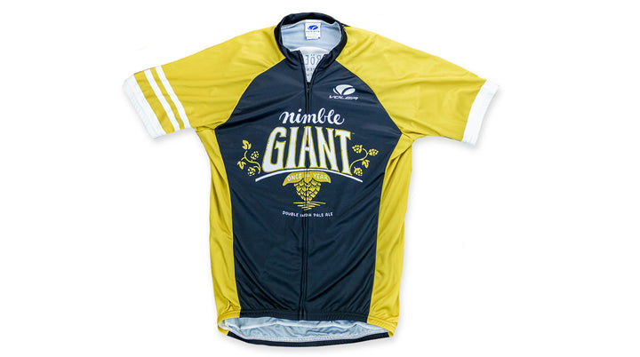 Nimble Giant Bike Racing Jersey