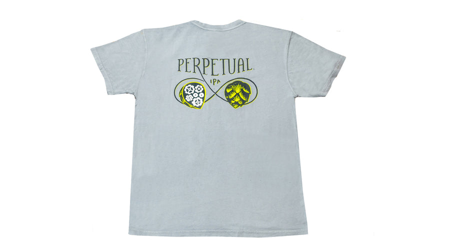 Perpetual T-Shirt Grey