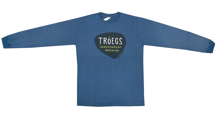 Tröegs Logo Long Sleeve T-shirt