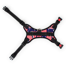 Load image into Gallery viewer, Dog Harness Belt USA Flag