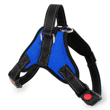 Load image into Gallery viewer, Blue Dog Harness Belt