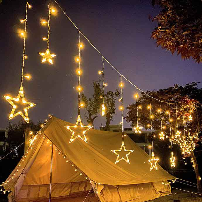 best quality Christmas Garland String Lights