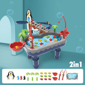Multifunctional Water Fishing Toy for kids