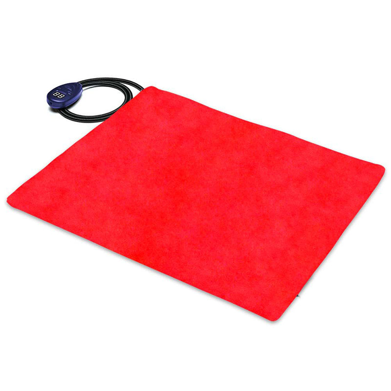 Red Online Electric Pad for Pet