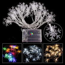 Load image into Gallery viewer, solar powered fairy lights