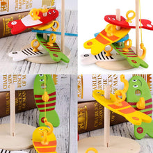 Load image into Gallery viewer, Colorful Wooden Fishing Digital Toys