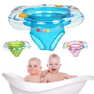 Baby Swimming Ring Floats with Safety Seat
