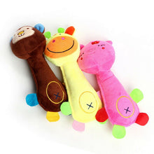 Load image into Gallery viewer, Soft Plush Play Sound Teeth Toys