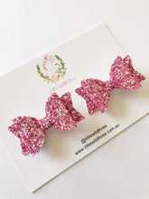Load image into Gallery viewer, Pink Galaxy Dolly Pig Tail Set