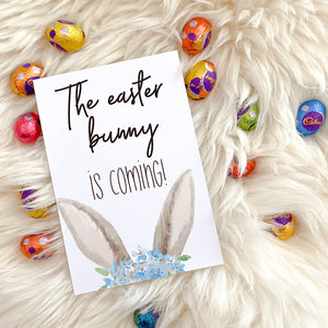Easter Flatlay Cards