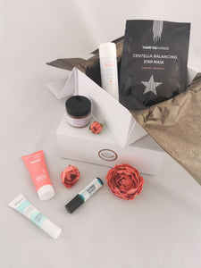 Mama Me Time Box, perfect for new mums, mothers day, baby shower gift, pregnancy gifts, new baby gifts, pamper gifting luxury box for her, wellness, mindfulness, and self care focused. All about womens health