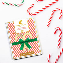 Load image into Gallery viewer, Candy Cane Peppermint White Chocolate Bar