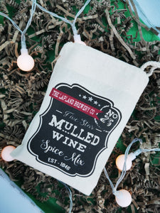 Christmas Mulled Wine Spice Mix