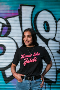 Sweet Like Jalebi Short T-Shirt