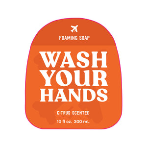 Foam Hand Soap 10oz.