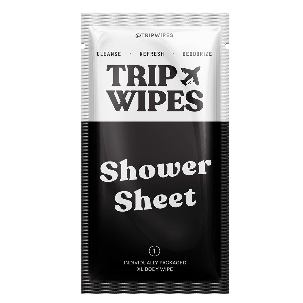 Shower Sheet (25 Pack)