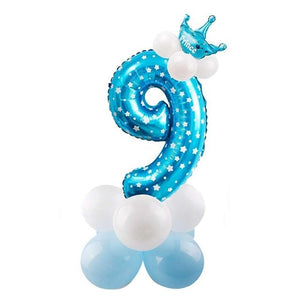 Digital balloon toy