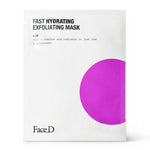 Load image into Gallery viewer, Fast-Hydrating-Exfolianting-Face-Mask-FaceD-Exfoliators || Maschera-viso-Esfoliante-Idratazione-immediata-FaceD-Esfolianti
